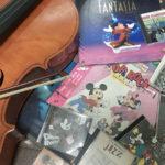 ディズニー音楽とジャズ